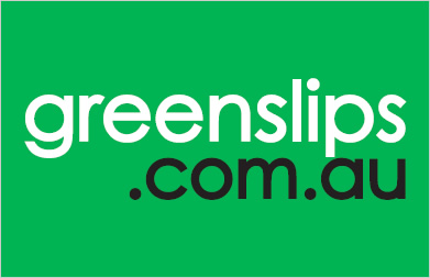 Greenslips - Business Card (50x90px)